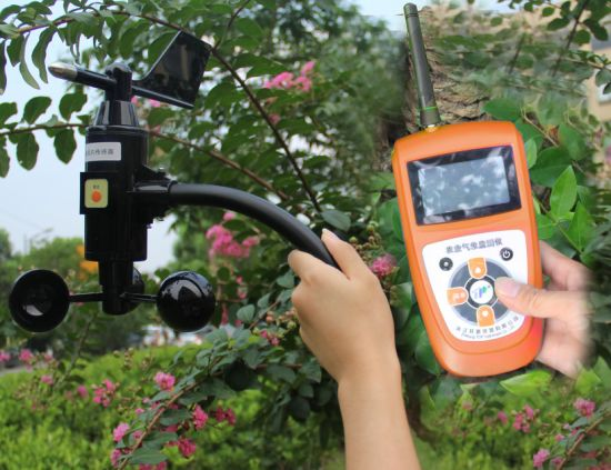 Digital Anemometer (Wind Direction Indicator) pictures & photos