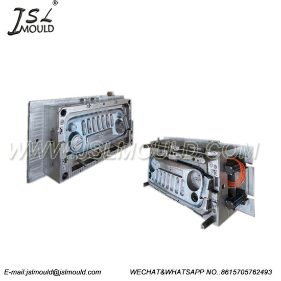 Injection Plastic Wrangler Car Grill Injection Mould
