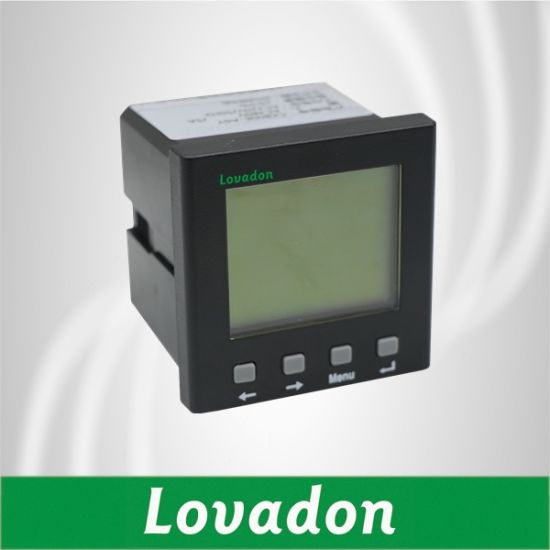 3-Phase LCD Display Digital 220V Combined Multifunction Electronic Smart Energy Meter