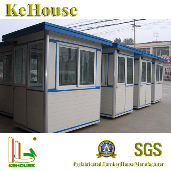 China Doha Low Cost Housing Construction Modular Building