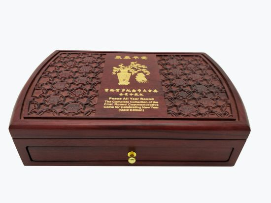 Customized Solid Wood Commemorative Packaging Coin Box - China Wooden Box  and Luxury Coin Box price | Made-in-China.com