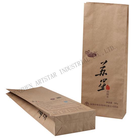 Kraft Paper Bags for Food Packaging