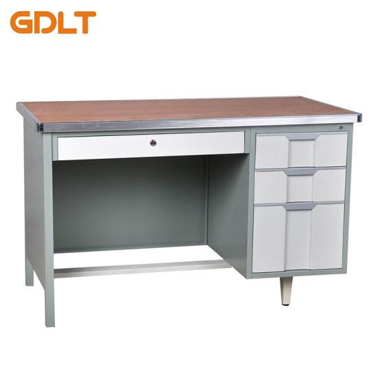 Modern Furniture Steel Office Table / Metal Office Desk