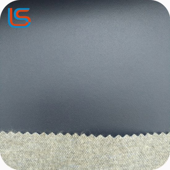 1.5mm Thick PVC Synthetic Leather for Shoes with Waterproof pictures & photos