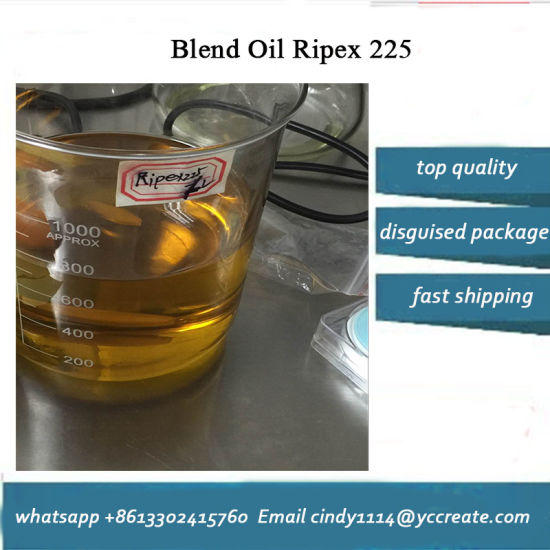 China Injectable Steroid Oil Test Blend500 for Muscle Building