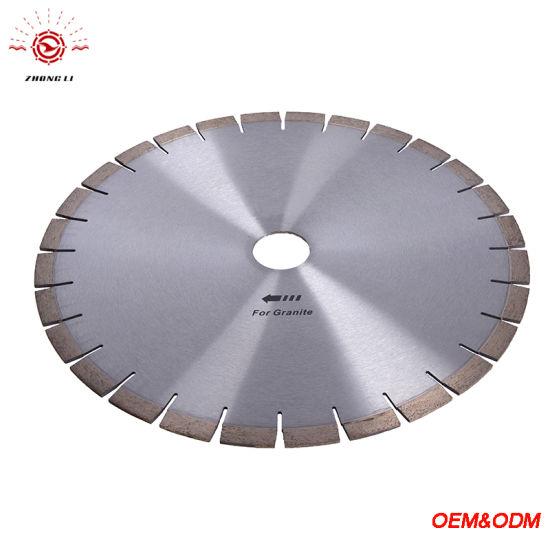 16'' Wet Diamond Edge Cutting Disc for Hard Granite