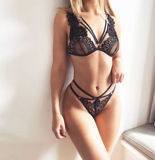 New Design Embroidery Lingerie Bra for Sexy Lady