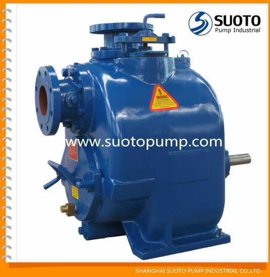 Electric Self-Priming (Self Priming) Centrifugal Trash Oil Pump (T, U, Super T) , Slurry Pump, Submersible Sewage Pump, Diesel Water Pump, Multistage Pump pictures & photos
