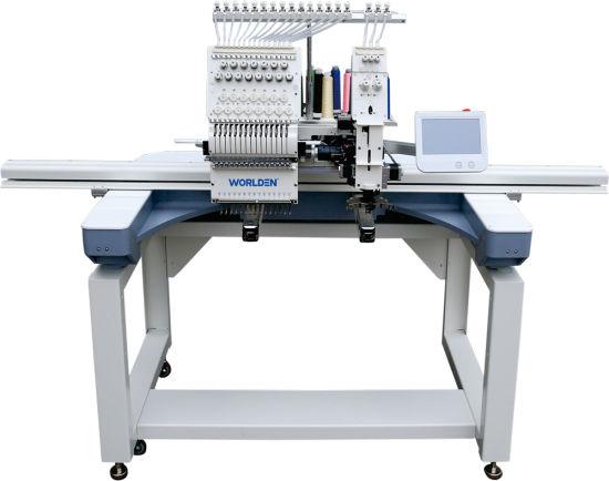 1502+1 Single Head Computer Computerized Barudan Embroidery Machine Price in India Machine Cap Flat Embroidery Machine