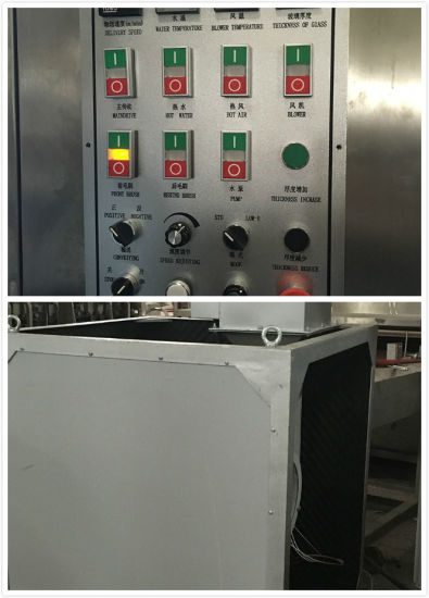Automatic Vertical Glass Washing Machine with High Quality-1600L pictures & photos