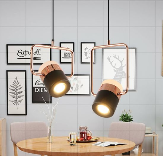 Light Copper Lamp Chandelier Pendant