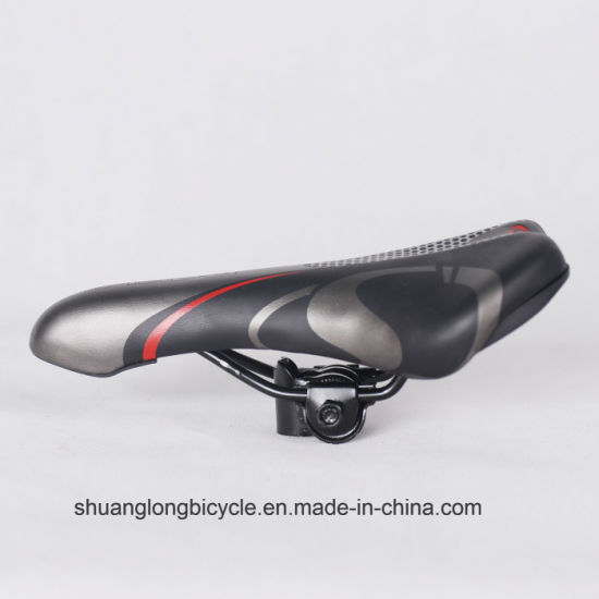 2018 New Design Bicycle Saddle Soft Mountain Bicycle Saddle (9212)