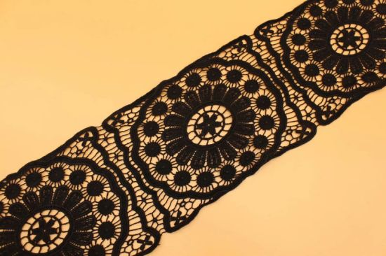 New Design High Quality Embroidery Lace for Grarment