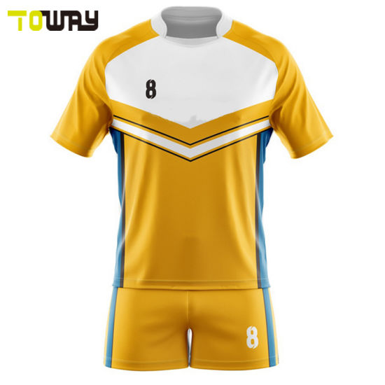 b96c4608c62 China Cheap Sportswear Customized Rugby League Uniforms for Training ...