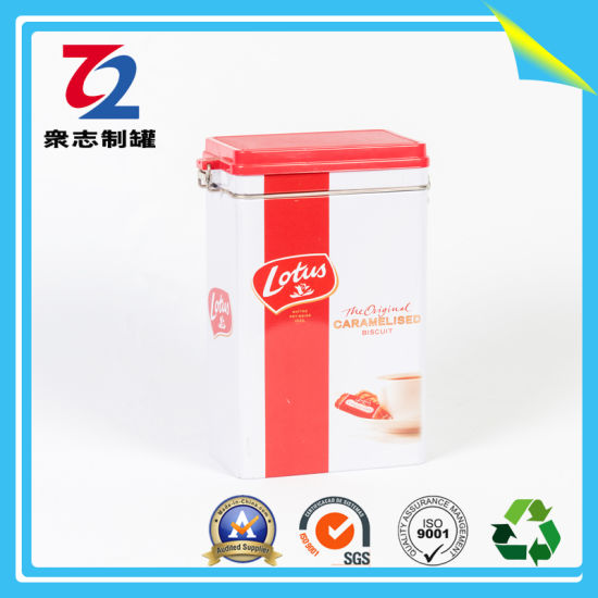 Custom Round Tin Can for Tea, Coffee, Candy, Chocolate, Biscuit, Snack and Food Packaging, Metal Can, Tin Box pictures & photos