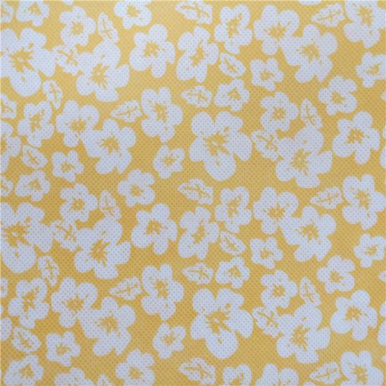 Printed PP Nonwoven Fabric Raw Material