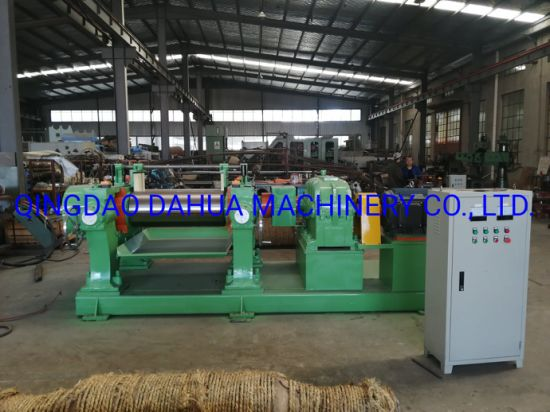 High-Efficiency Rubber Mixing Mill Machine with Ce Certificate