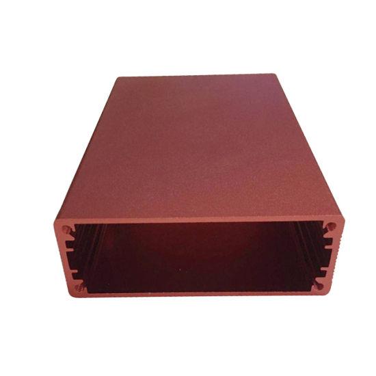 Aluminum Heatsink Enclosures Extruded for PCB Board