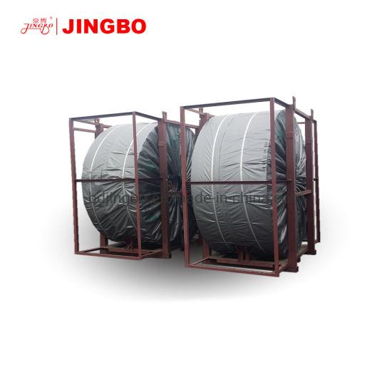 Nn100 Industrial Crushing Plant Nylon Rubber Conveyor Belt