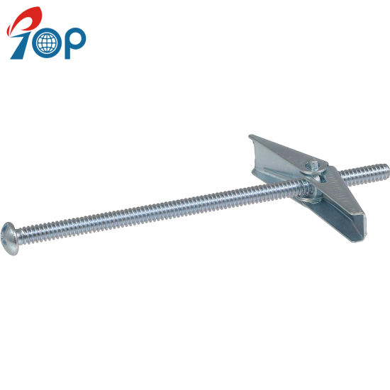 Toggle Bolt Anchor Thread Spring Wing Toggle Bolt Hollow Wall Fixings