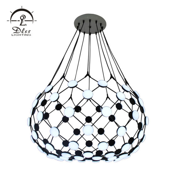 Modern Style LED Chandelier Pendant Lamp for Hotel Project
