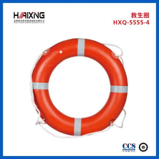 Solas Approved Life Buoy with Ec Certificate