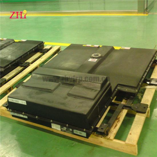 Fiberglass Electric Car Battery Box Cover Auto Parts Accessories Motorcycle Parts Manufacturer