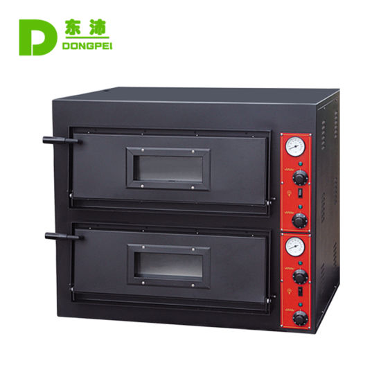 Commercial Double Layers Electric Oven Bakery Bread Pizza Egg Tart Oven pictures & photos