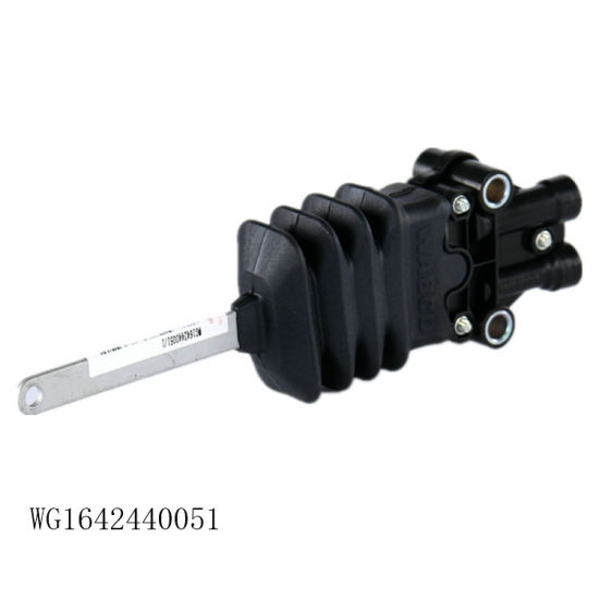 Original Sinotruk HOWO Truck Spare Parts Height Control Valve Assembly Wg1642440051
