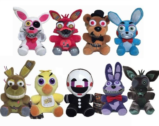 Five Nights at Freddy′s Plush Doll Toy pictures & photos