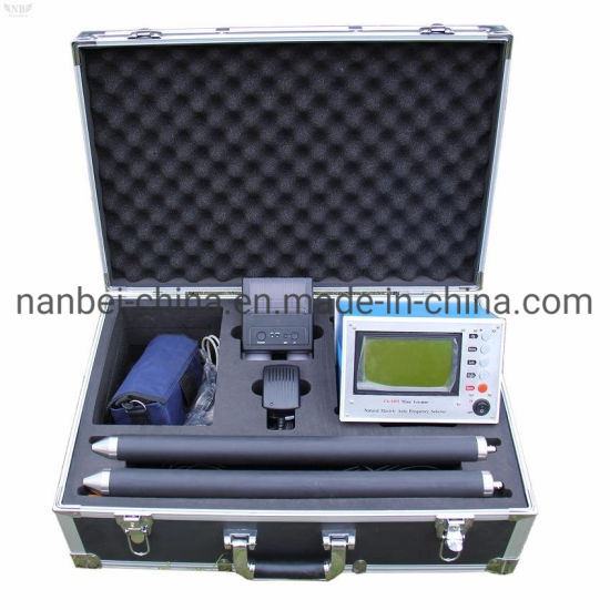 LCD Display 50m Underground Metal Detector with Ce