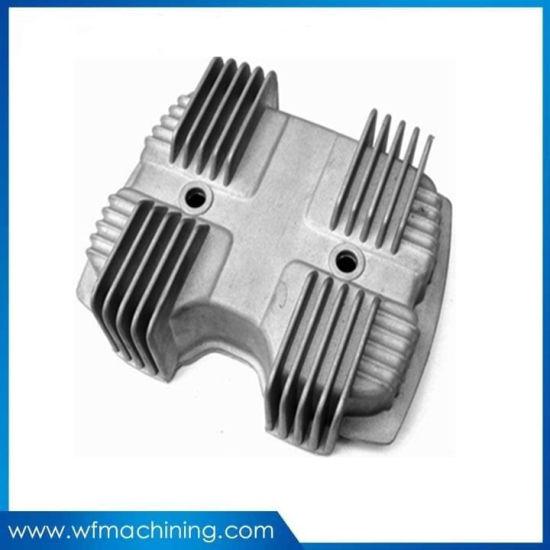 Aluminium Die Casting Gearbox Housing