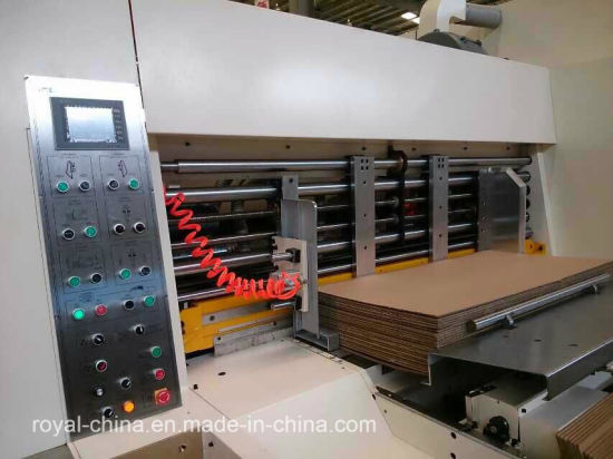 Full Automatic Flexo Folder Gluer with ISO9001 pictures & photos
