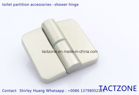 Modern Wholesale Bathroom Cubicle Hardware Toilet Hinge for Shower Door pictures & photos