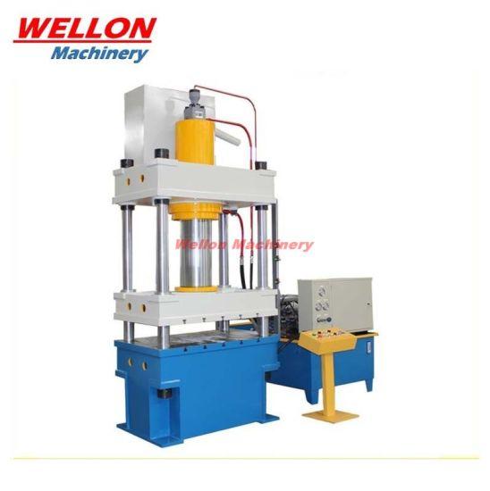 100 Ton Four Column Hydraulic Press Machine (YQ32-63/YQ32-100/YQ32-160/YQ32-200 Deep drawing stretching machine)