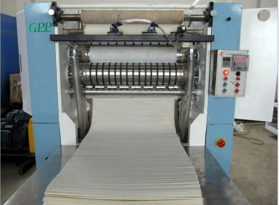 Fully Automatic Gluing and Printing N Fold Hand Towel Paper Machine pictures & photos