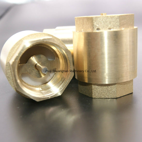 Brass Valve Non Return Valve pictures & photos