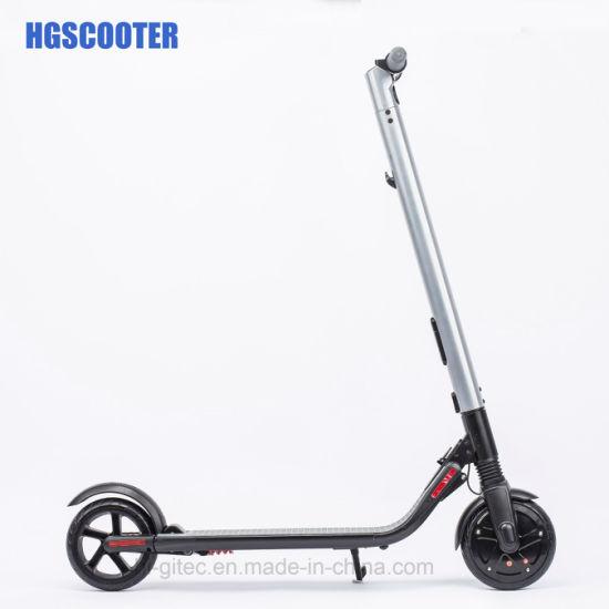 2019 Most Popular 8inch Wheel LG Battery Electric Scooter -Es1 Es2 Es3