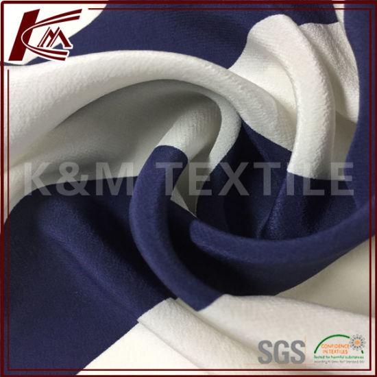 14mm Crepe Silk Fabric High Quality 100 Silk Crepe De Chine Fabric