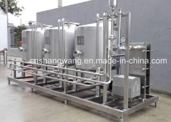 CIP Cleaning System pictures & photos