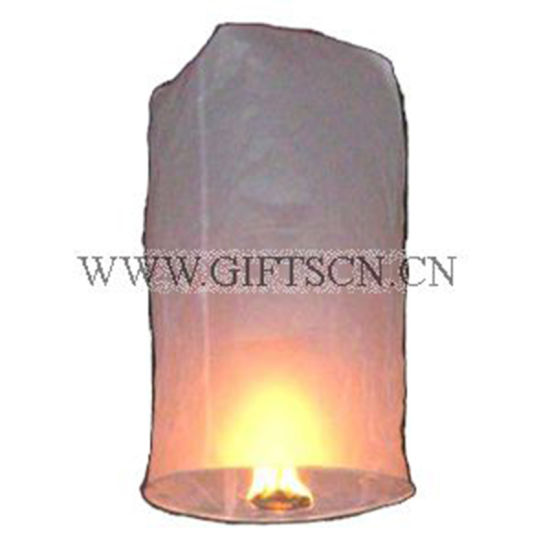 Columned Shape Sky Wish Lantern (SL02) pictures & photos