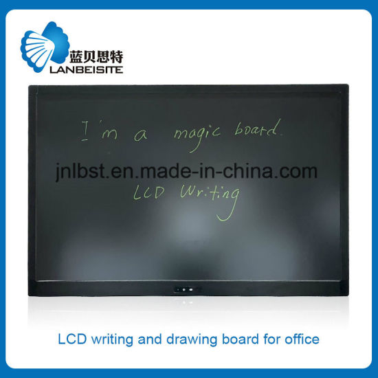 Repeated Charging LCD Writing Board with Built-in Lithium Battery