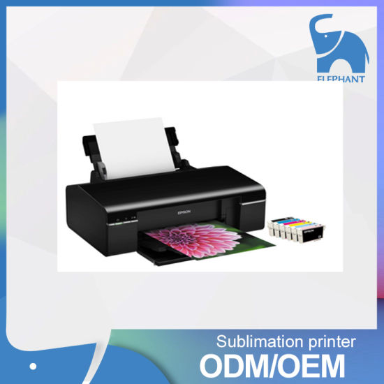 Hight Quality A4 Size Digital Photo Sublimation Printer pictures & photos