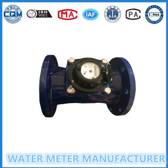 Dn100mm Pulse Remote Water Meter Dry Dail Cold Water Meter pictures & photos