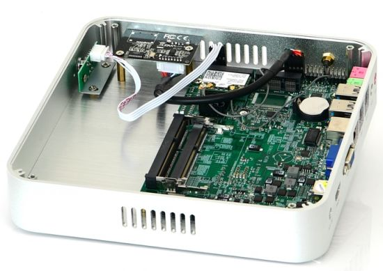 Intel The Seventh Generation I3 Mini PC (JFTC7100U) pictures & photos