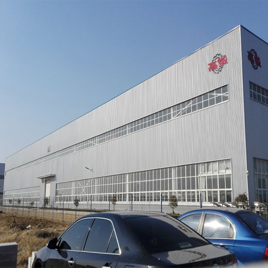 Light Steel Structure Building Prefabricated Steel Structure Warehouse