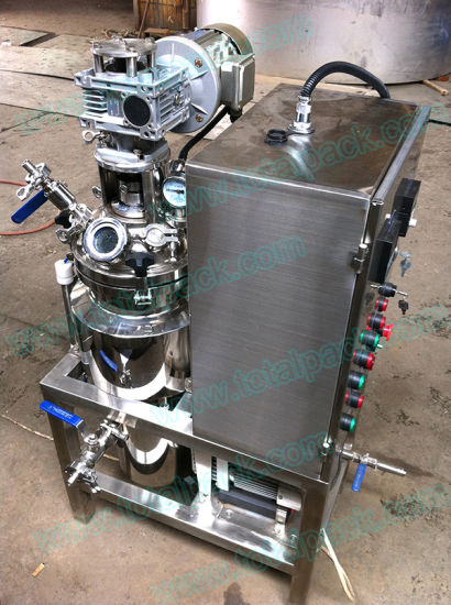 5L Vacuum Homogenizer for Cream Products (HR-50A) pictures & photos