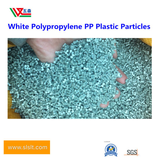 Quality Assurance of Recycled Particles Supplied with Polypropylene PP Woven Bags