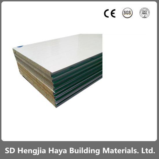 China Insulated Used Cold Room Panel Price / PU Wall Panel