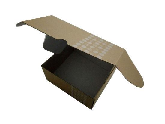 Brown Paper Box Cardboard Box Custom Printing Strong Quality
